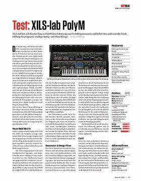 XILS-lab PolyM