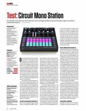 Circuit Mono Station