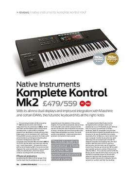 Komplete Kontrol mk 2
