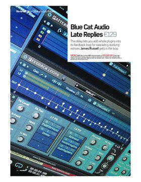 Blue Cat Audio Late Replies