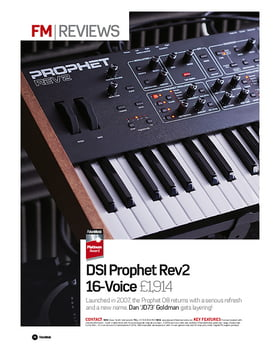 DSI Prophet Rev2  16-Voice