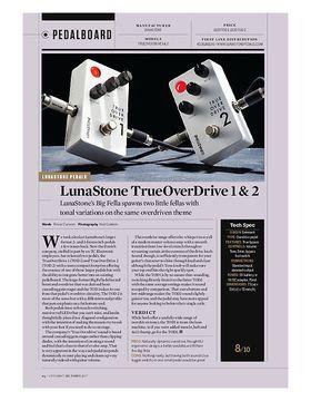 LunaStone trueOverdrive 1 & 2