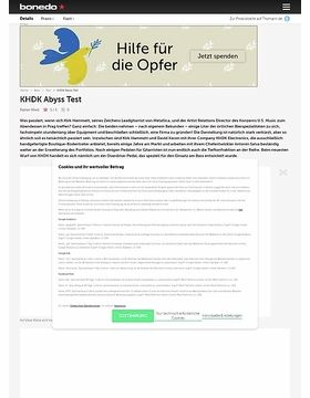 KHDK Abyss Test