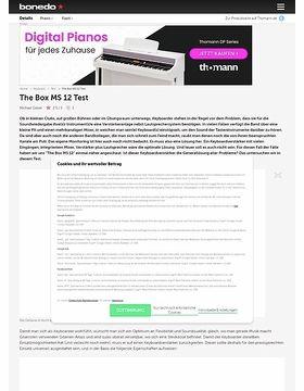 The Box MS 12