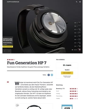 Fun Generation HP-7