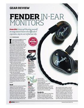 FXA6 Pro Black IEM