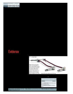 Evidence Audio Monorail & SIS Plug