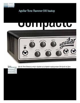 Aguilar Tone Hammer 500 bastop