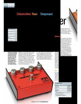 Palmer Uebertreiber, Bazz & Deepressor