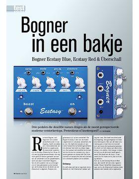 Bogner Ecstasy Blue, Ecstasy Red & Überschall
