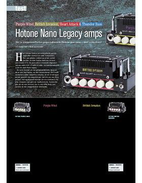 Hotone Nano Legacy amps