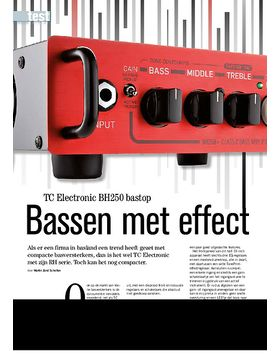 TC Electronic BH250 bastop
