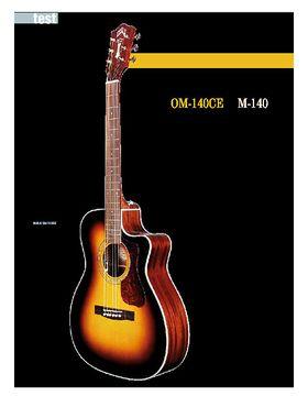 Guild OM-140CE & M-140