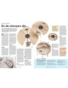 Sabian Cymbal Vote