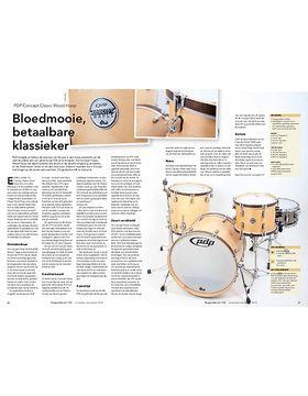 PDP Concept Classic Wood Hoop