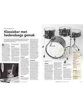Sonor Vintage-serie drums
