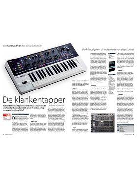 Roland Gaia SH-01 virtueel-analoge keyboardsynth