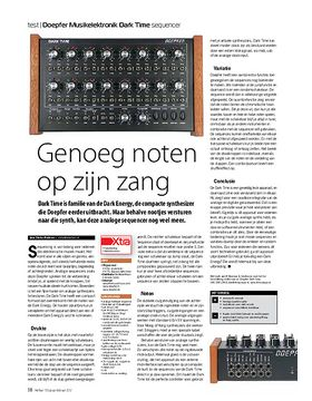 Doepfer Musikelektronik Dark Time sequencer