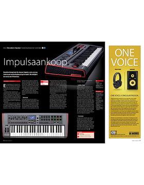 Novation Impulse masterkeyboard en controller