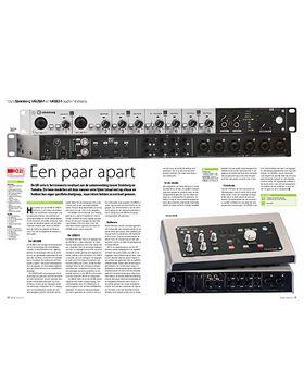 Steinberg UR28M en UR824 audio-interfaces