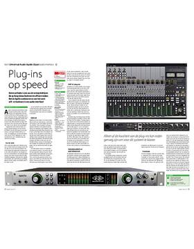 Universal Audio Apollo Quad audio-interface