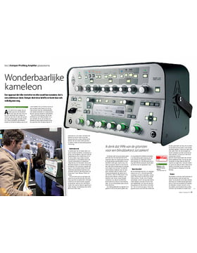 Kemper Profiling Amplifier gitaarpreamp