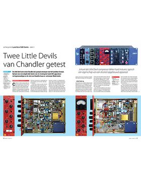 Lunchbox 500 Series - Chandler Ltd Little Devil eq v& compressor