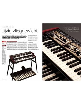 Nord C2D combo-orgel