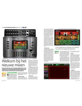 Line 6 StageScape M20d digitale mixer
