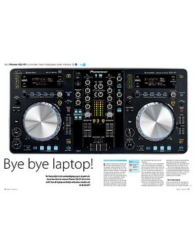 Pioneer XDJ-R1 dj-controller/mixer/mediaspeler/ audio-interface