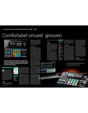 Native Instruments Maschine Studio & Maschine 2.0