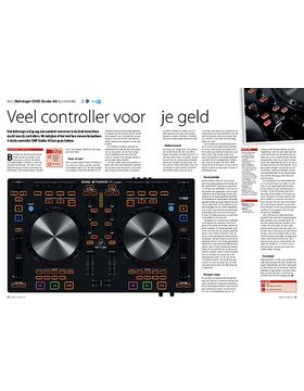 Behringer CMD Studio 4A dj-controller