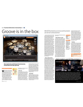 Toontrack EZ Drummer 2 drumsoftware