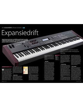 Yamaha MOXF8 synthesizer-workstation