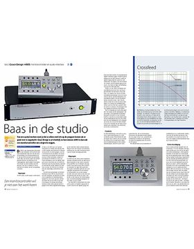 Grace Design m905 monitorcontroller en audio-interface