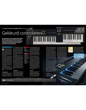 Native Instruments Komplete Kontrol S keyboardcontroller