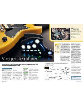 Livid Instruments Guitar Wing controller voor gitaar