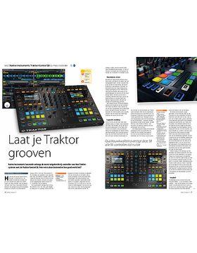 Native Instruments Traktor Kontrol S8 dj-mixer/controller