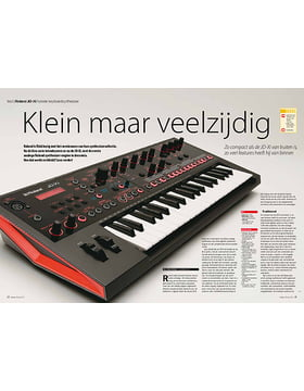 Roland JD-Xi hybride keyboardsynthesizer