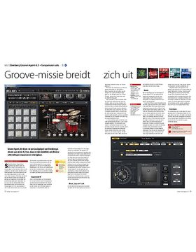 Steinberg Groove Agent 4.2 + 5 expansion sets