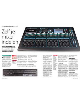 Allen & Heath QU32 digitale mixer