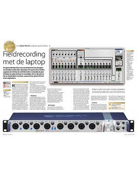 Zoom TAC-8 thunderbolt-audio-interface