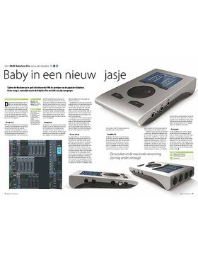RME Babyface Pro usb-audio-interface