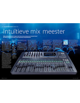 Soundcraft Si Impact | digitale mixer