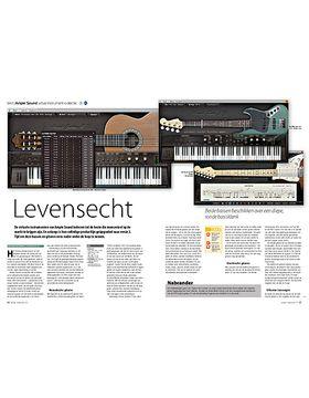 Ample Sound virtual instrument-collectie