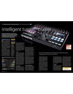 Native Instruments Traktor Kontrol S5 dj-mixer/controller/soundcard