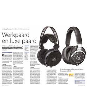 Audio Technica ATH-M70x & ATH-R70x hoofdtelefoons