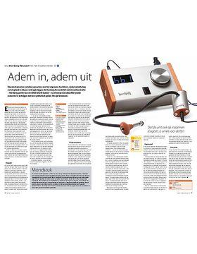 Hornberg Research hb1 midi-breathcontroller
