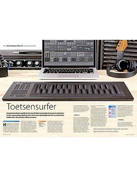 Roli Seaboard Rise 25 keyboardcontroller