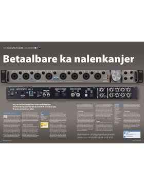 Zoom UAC-8 usb3.0 audio-interface